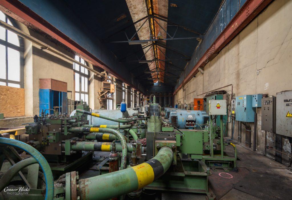 belgium urbex masters of steel 1024x703 Masters Of Steel, Belgium