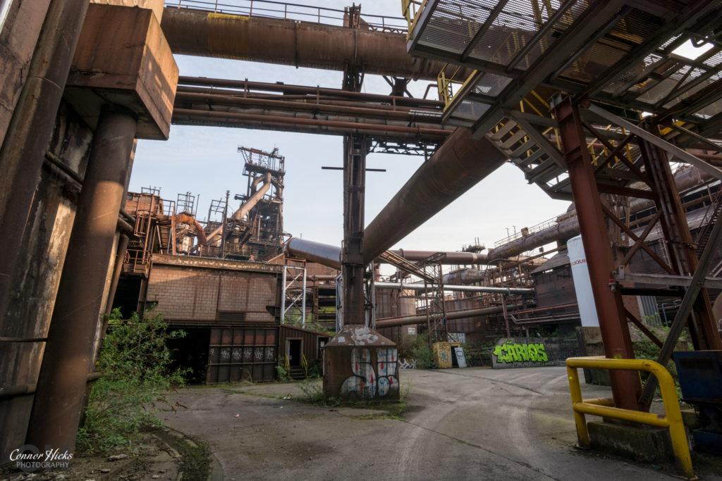 hfb belgium urbex steelworks 1024x683 HFB, Belgium