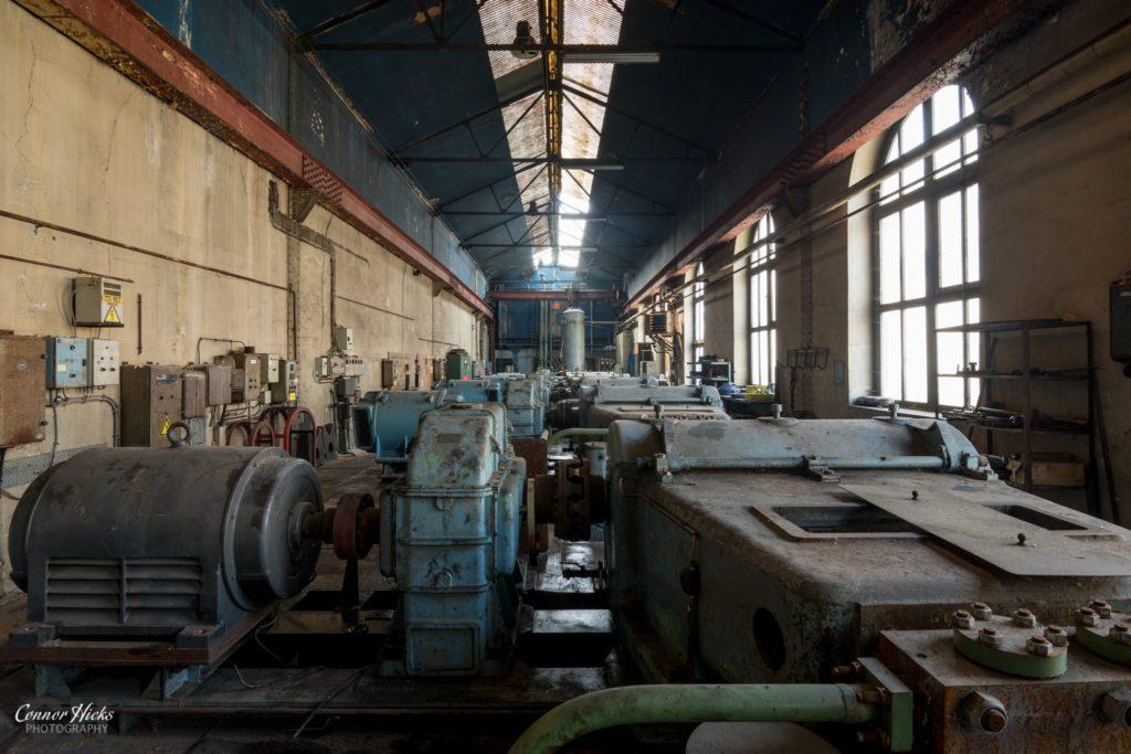 masters of steel urbex belgium 1024x683 Masters Of Steel, Belgium