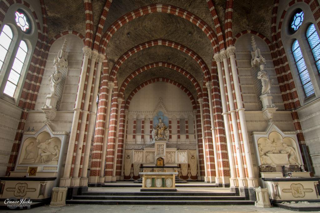 mont g urbex belgium 1024x683 Mont G, Belgium