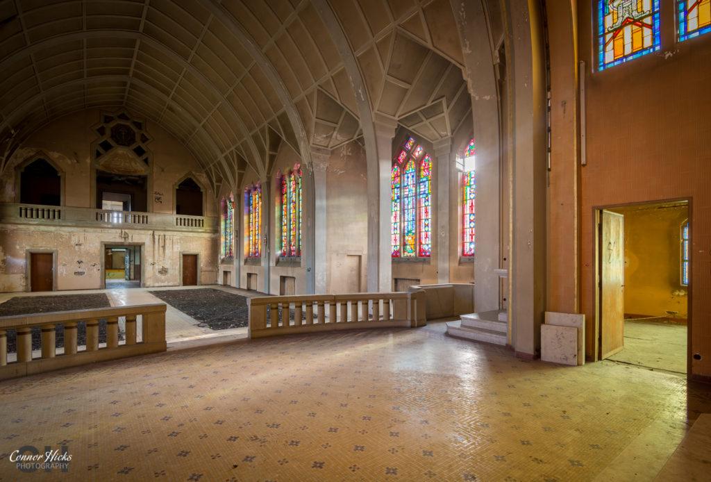 pensionnat catholique urbex france 1024x694 Pensionnat Catholique, France