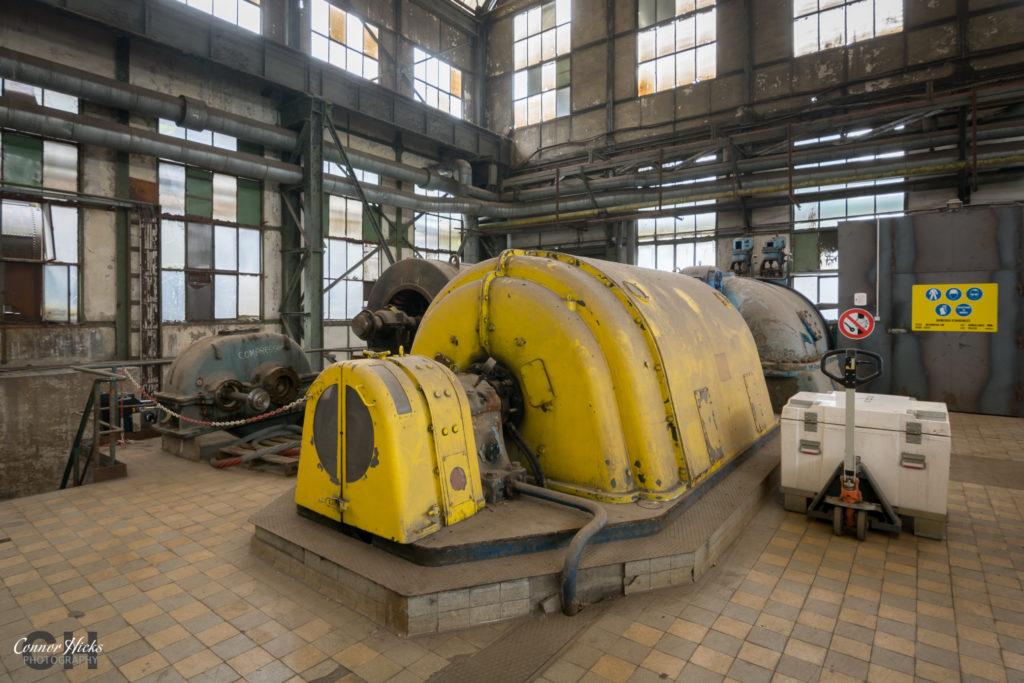 powerplant x turbine luxembourg urbex 1024x683 Powerplant X, Luxembourg