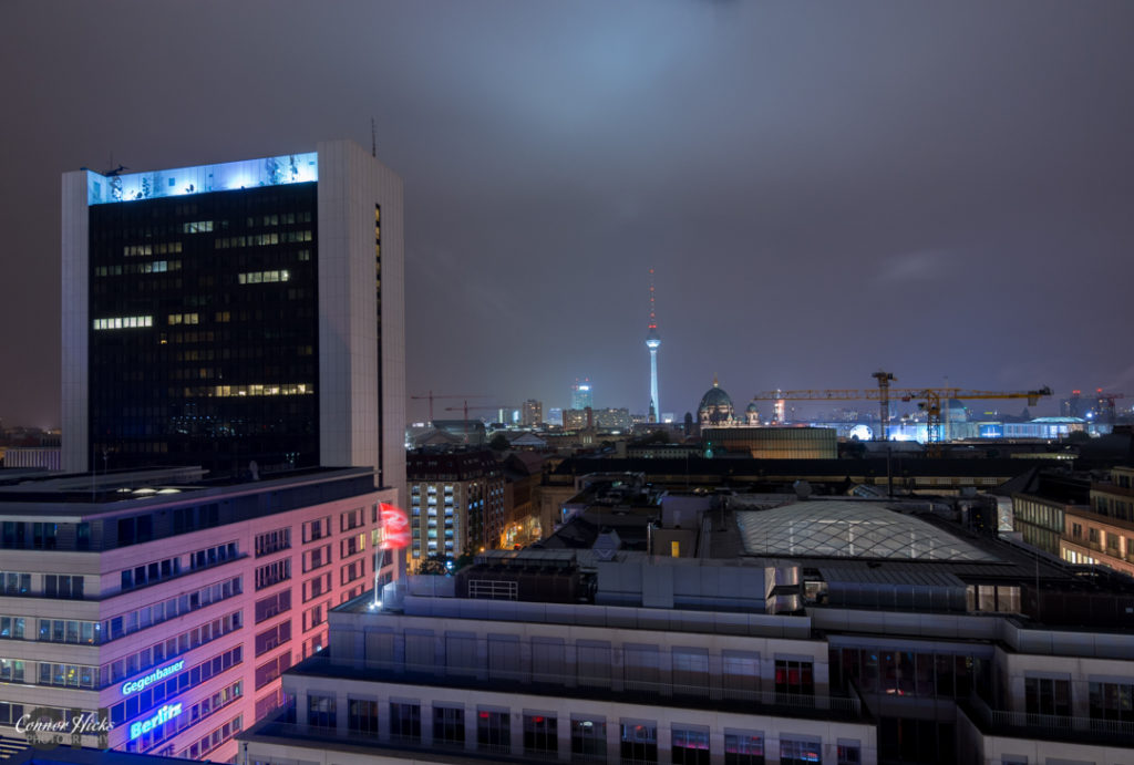 Berlin City At Night 1024x691 Travel