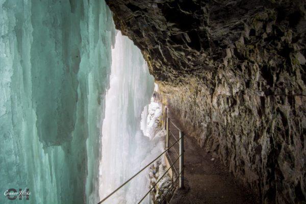 Frozen Gorge In Austria 1024x683 Travel