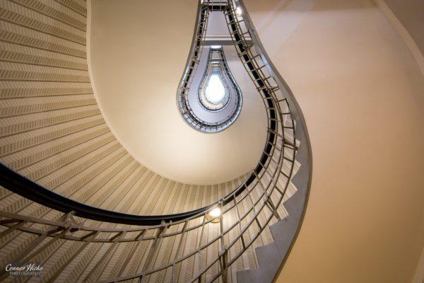 Lightbulb Staircase Prague  1024x683 Travel