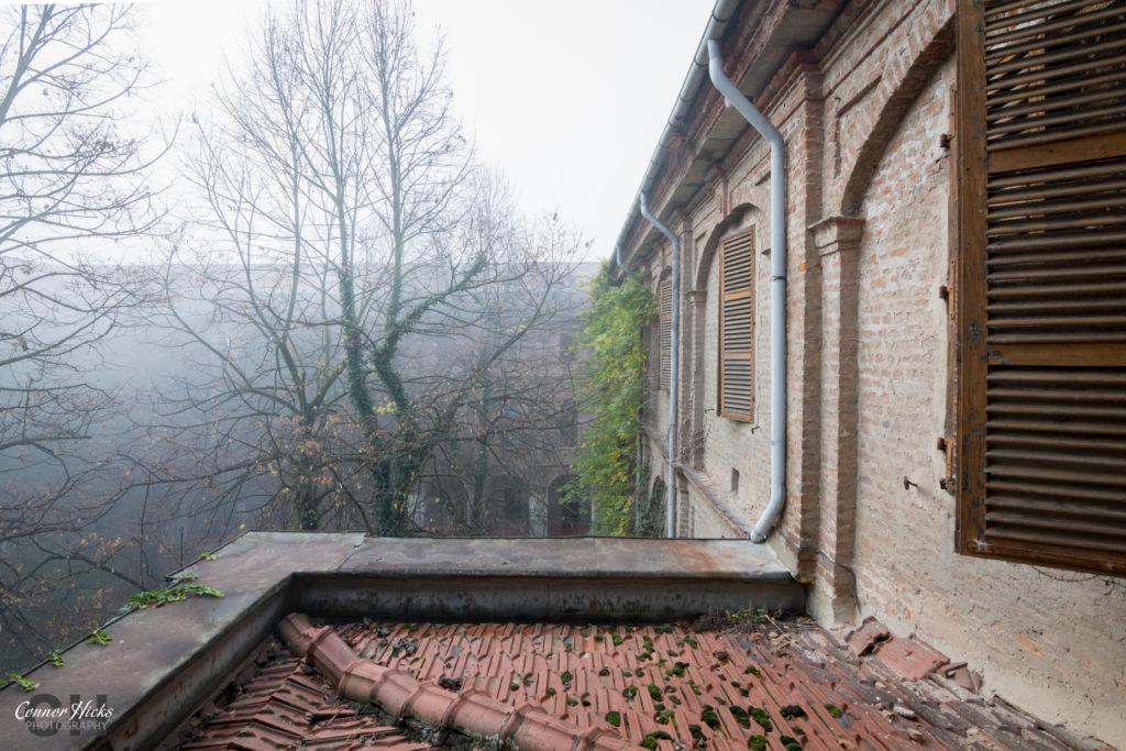Manicomio Di R urbex Italy Fog 1024x683 Manicomio Di R, Italy