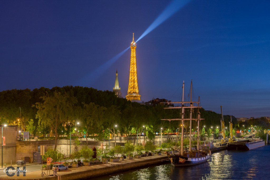 Paris Eiffel Tower Nightscape 1024x683 Portfolio