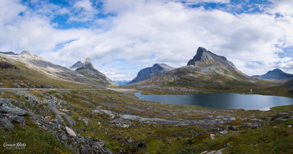 alnesvatnet norway  1024x539 Travel