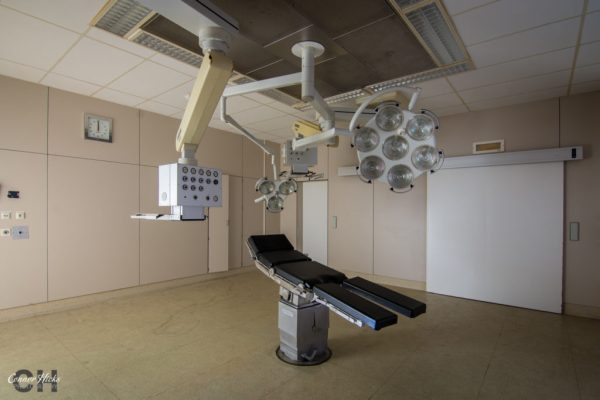 belgium hospital urbex morbid 1024x683 Hospital Morbid, Belgium