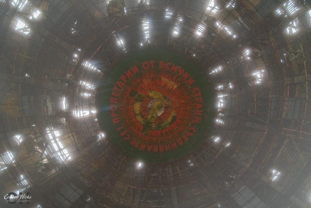 buzludzha monument urbex 1024x684 Buzludzha Monument, Bulgaria