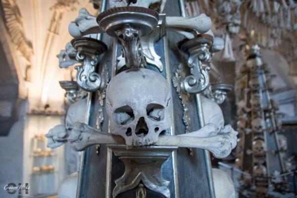 church of bones skulls czech 1024x683 Church Of Bones, Czech Republic