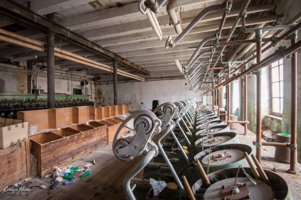 cotton mill austria urbex factory 1024x683 Cotton Factory, Austria
