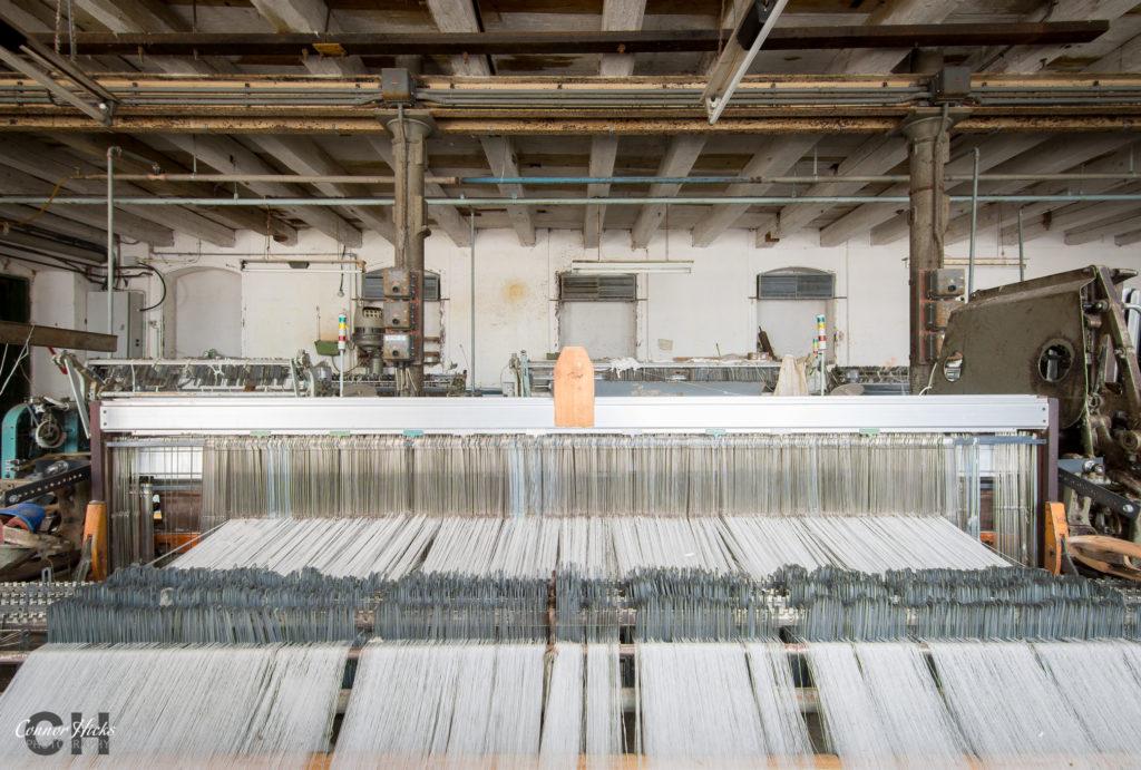 cotton mill urbex austria 1024x691 Cotton Factory, Austria