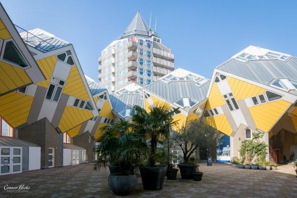 cube apartments rotterdam 1024x683 Travel