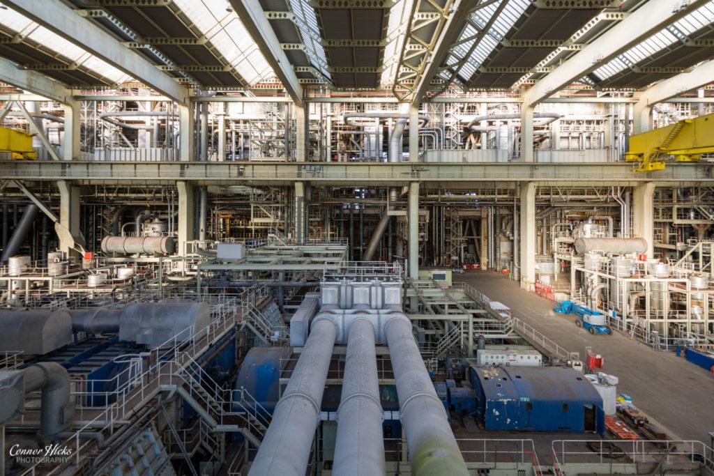 fawley power station urbex turbine 1024x683 Fawley Power Station