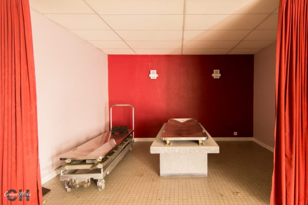 hospital morgue urbex belgium 1024x683 Hospital Morbid, Belgium