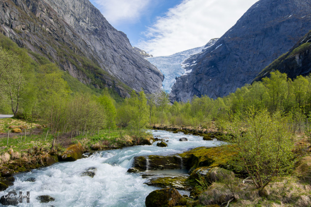 norway briksdal glacier 1024x683 Travel