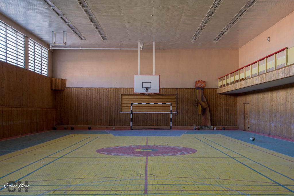 sports hall pyramiden urbex 1024x683 Pyramiden, Svalbard