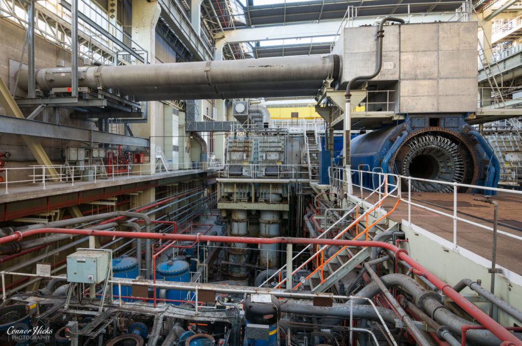 turbine hall fawley power station 1024x679 Fawley Power Station