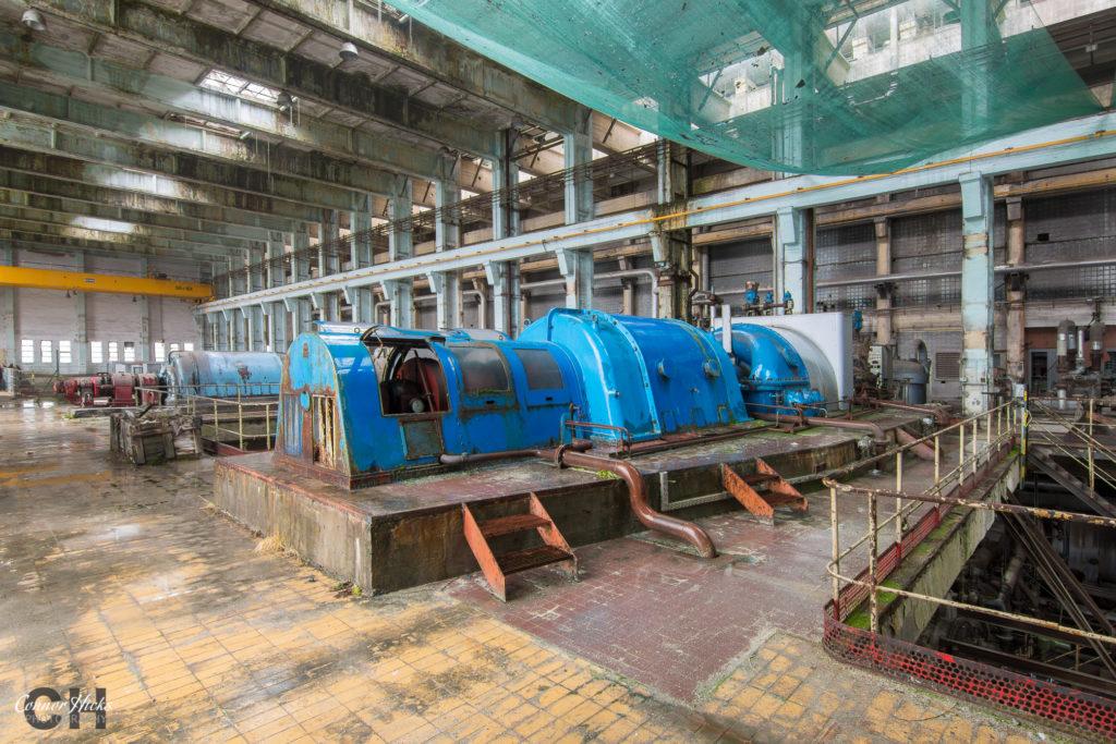 turbine power station urbex 1024x683 Shepherds Plant, Hungary