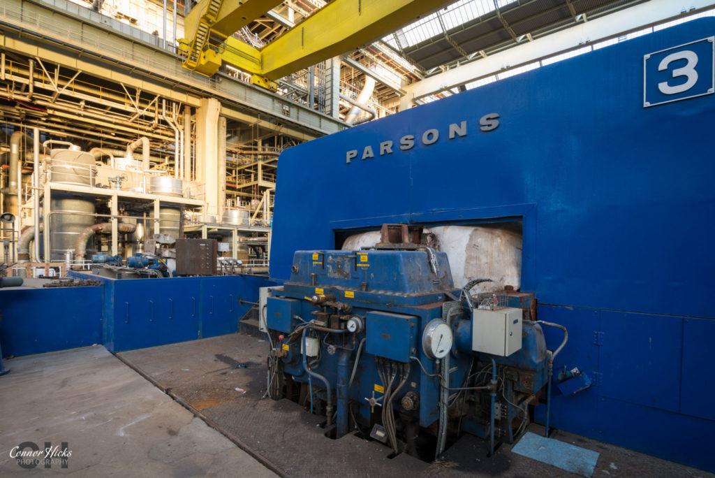 turbine urbex 1024x684 Fawley Power Station