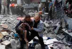 ataque israeli jul 2014