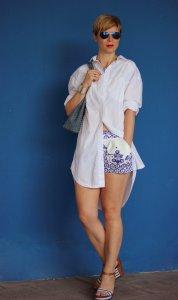 IMG_9567a_Zweiteiler_shorts_blusenkleid_H&M_Blue_Blau_AHemadundaHos_40+style_Fashionoverforty