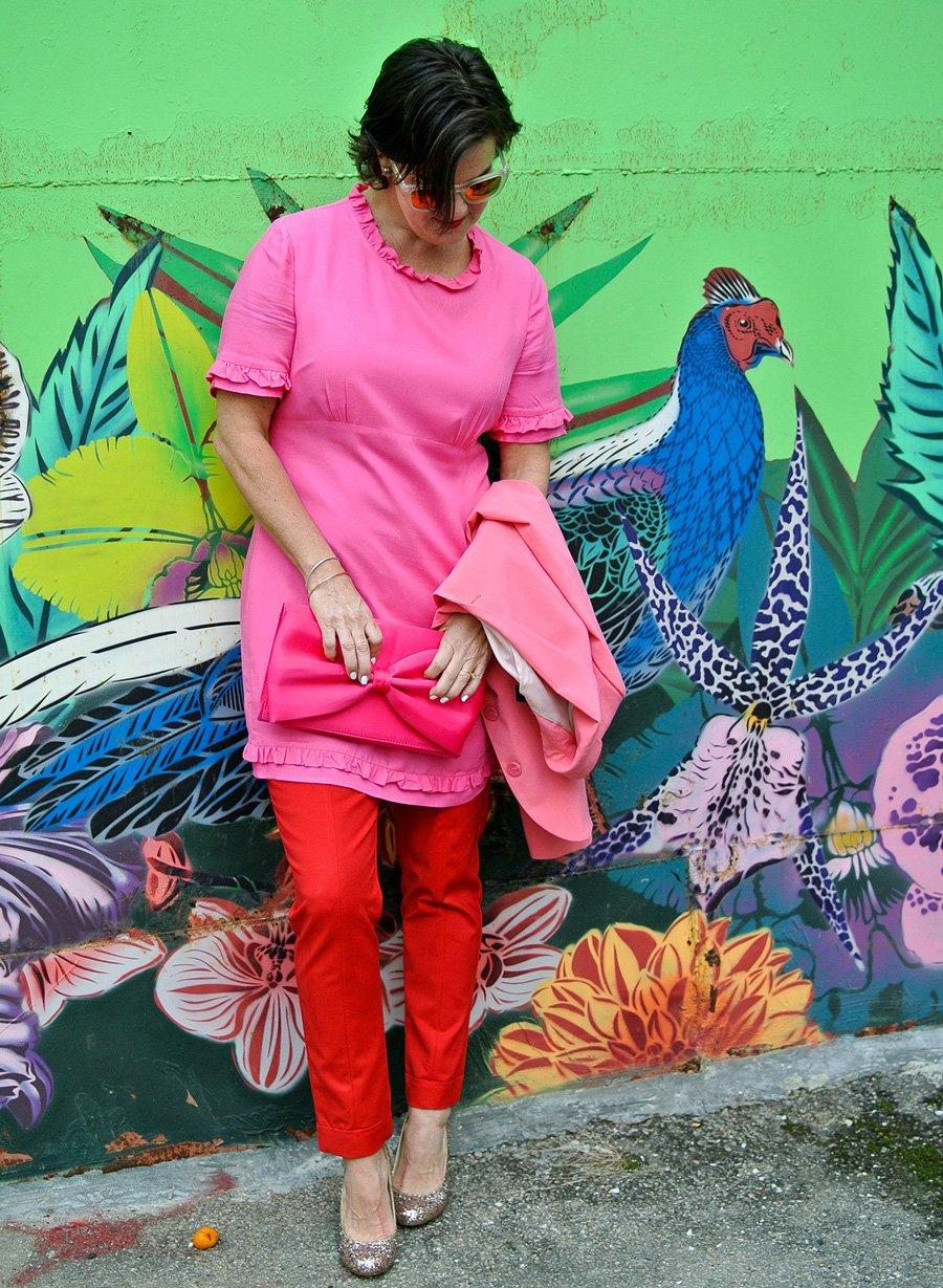 Rot und pink, Kremb de la Kremb