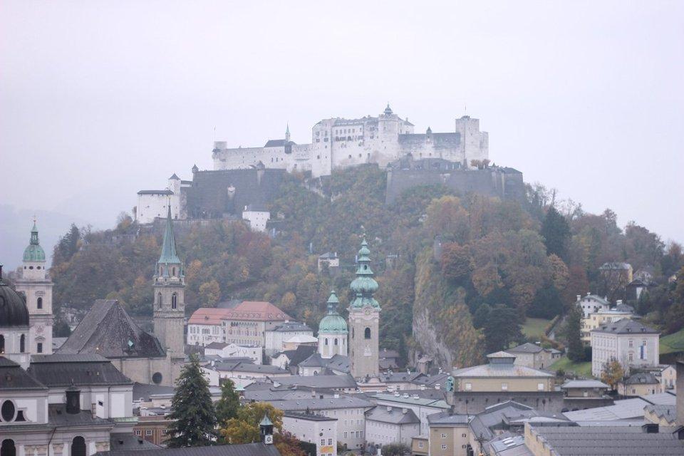 Salzburg, Sightseeing, Festung, Ausflug, Wochenende, Conny Doll, Sehenswürdigkeiten