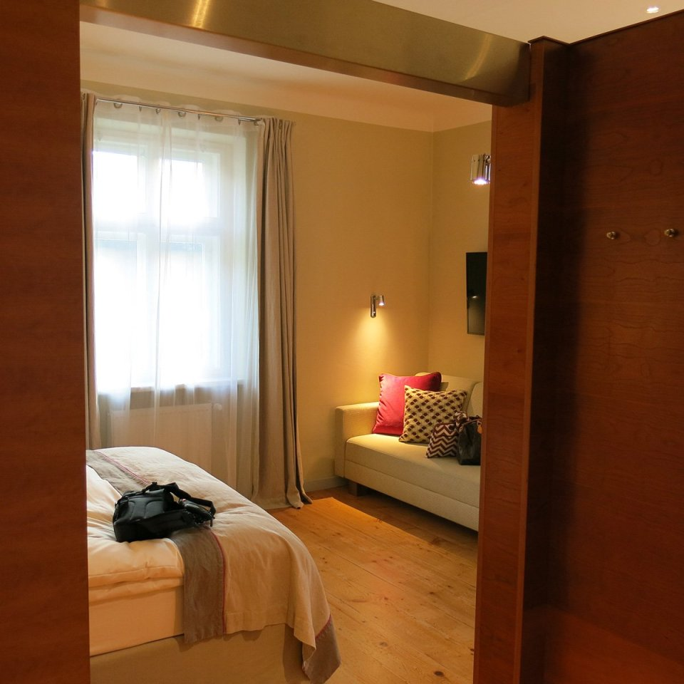 Salzburg, Sightseeing, Ausflug, Wochenende, Conny Doll, Sehenswürdigkeiten, Blick ins Zimmer