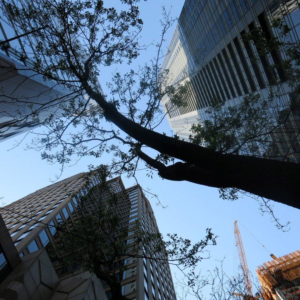 Powersightseeing, New York City, Conny Doll, Fashionblog, Himmel über New York