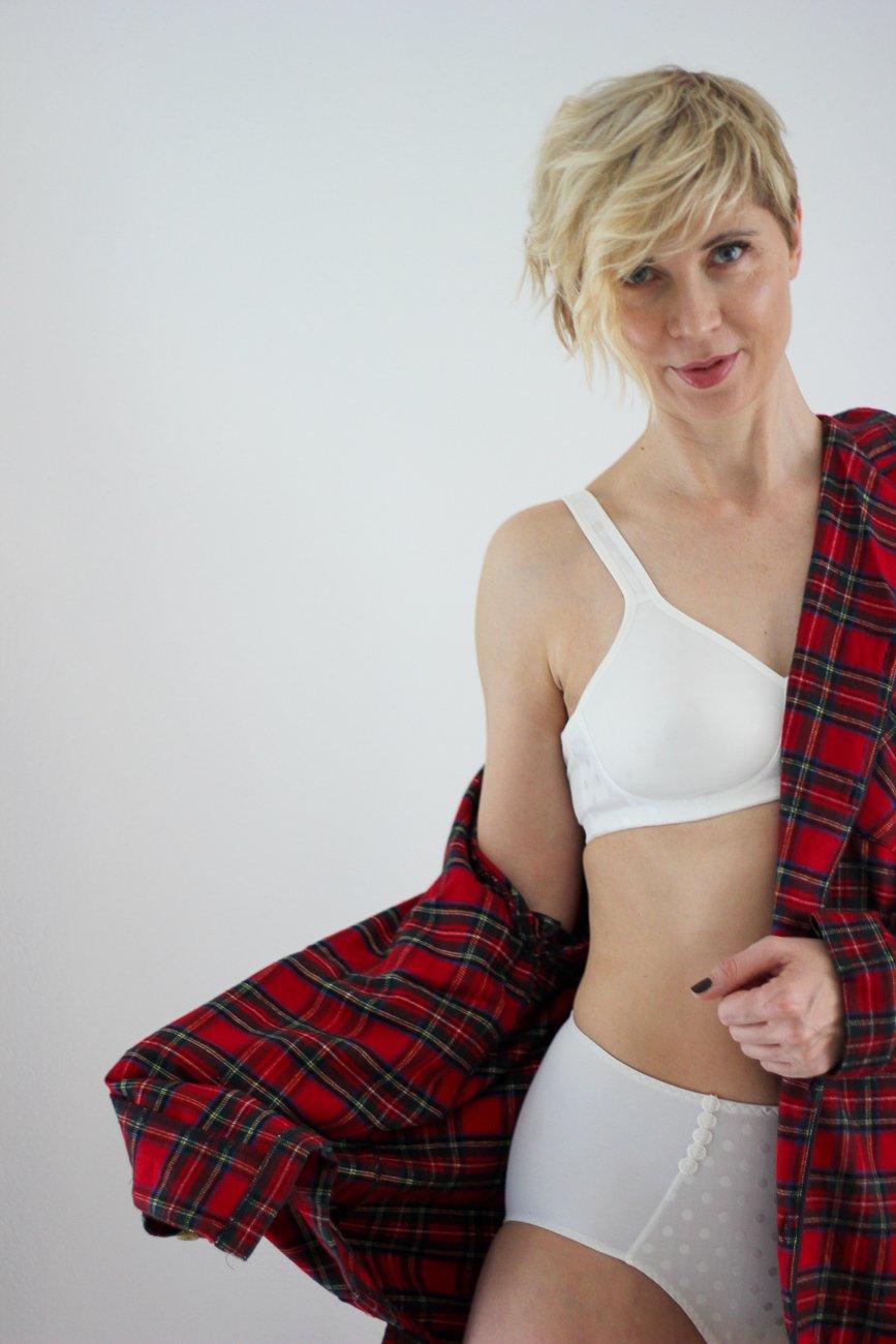 conny doll lifestyle: Anita, comfortbra - wäsche, kleine Brüste