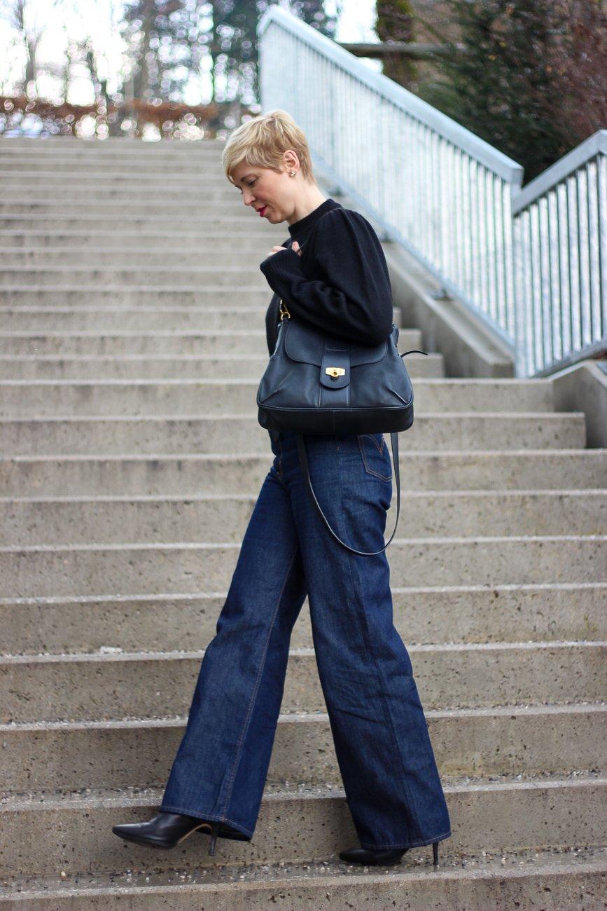 conny doll lifestyle: Fashionblogger und Mutter, Teenager, Erziehungsthemen, Humor, Ribcage-Denim, Highwaist, Denim, Levis,