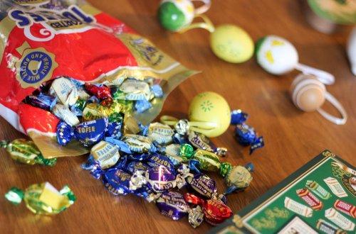 conny doll lifestyle: Fasten mit THE BRITISH SHOP, englische Süßigkeiten, Sweets, Fudges, Toffees, Aschermittwoch