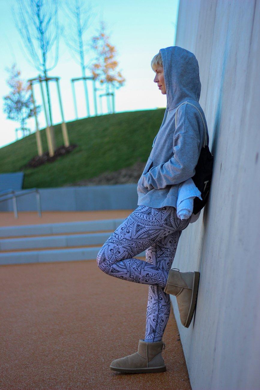 conny doll lifestyle: Anita Sport Tights Massage, Hoodie, Workoutwear, Trainingskleidung