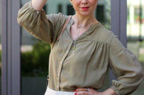 conny doll lifestyle: Marlenehose - ein Klassiker im Trend und perfekt für warme Tage