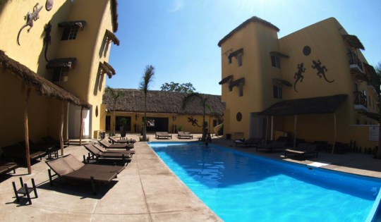 Hoteles Pet friendly en manzanillo