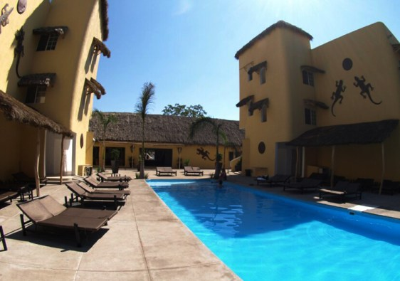 Hoteles Pet friendly en manzanillo