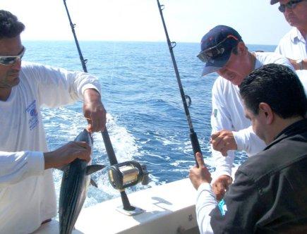 Pesca en Manzanillo