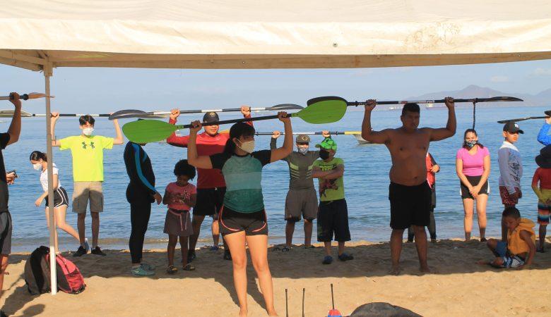 Primer taller de iniciación al Kayak