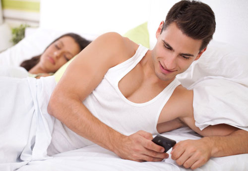 como saber si mi pareja es infiel