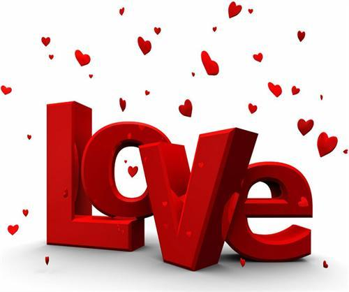 declarar nuestro amor a una persona especial