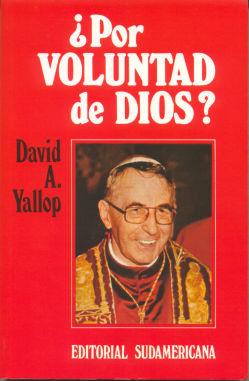 por voluntad de dios david yallop