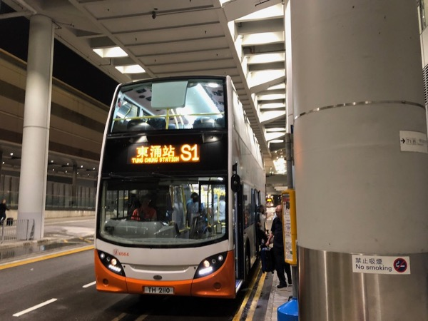 香港の路線バス