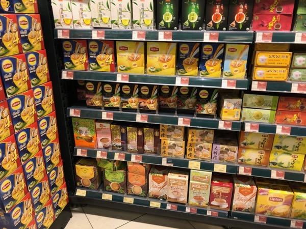 香港式ミルクティーのいろいろ