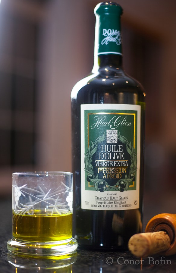 Top quality olive oil