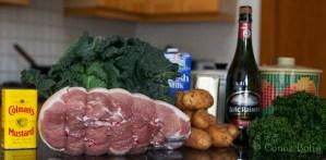 Limerick Ham ingredients