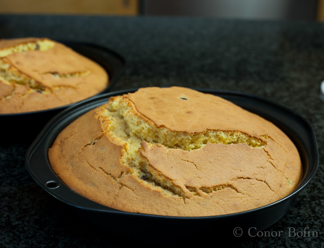 As the saying goes, corn bread doesn't get much better than this.