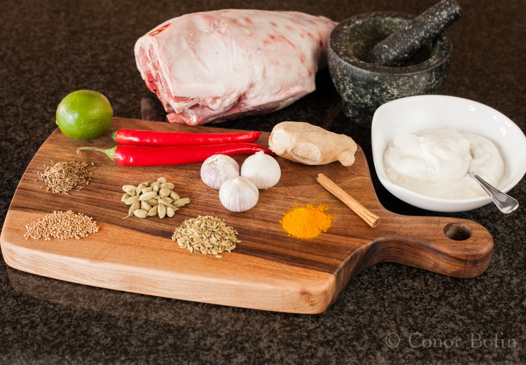 A pretty crafty looking ingredients photo, I'm sure you will agree.
