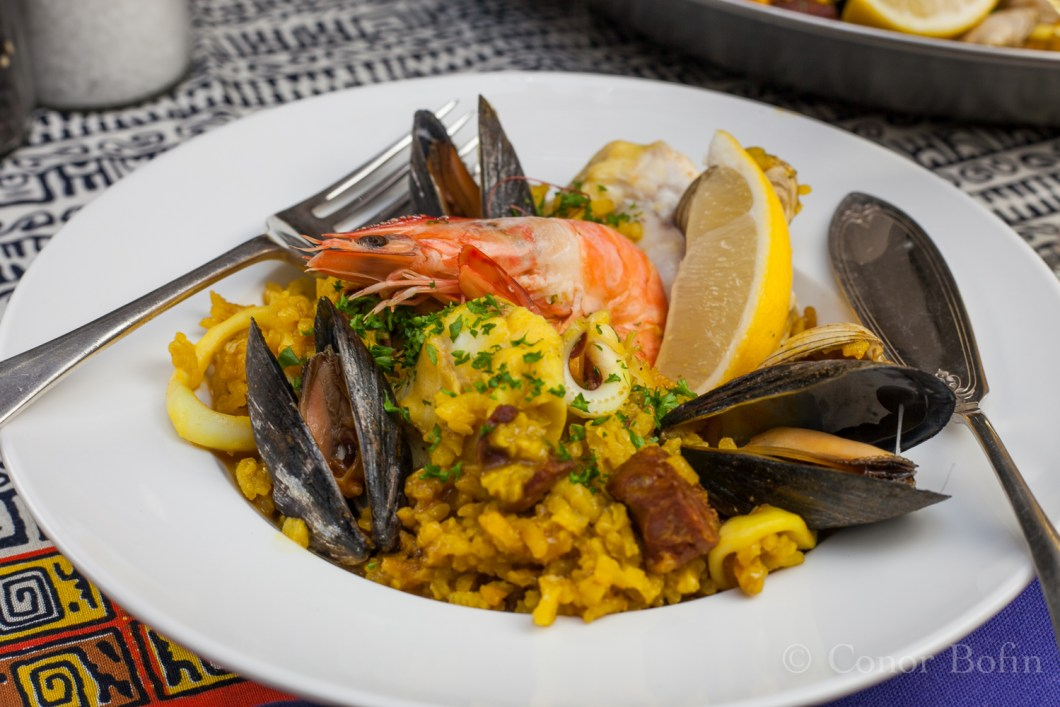 Seafood paella (19 of 21)